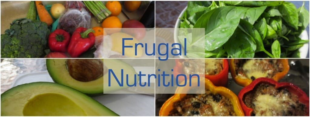 Frugal Nutrition