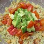 Quinoa 'Guacamole'