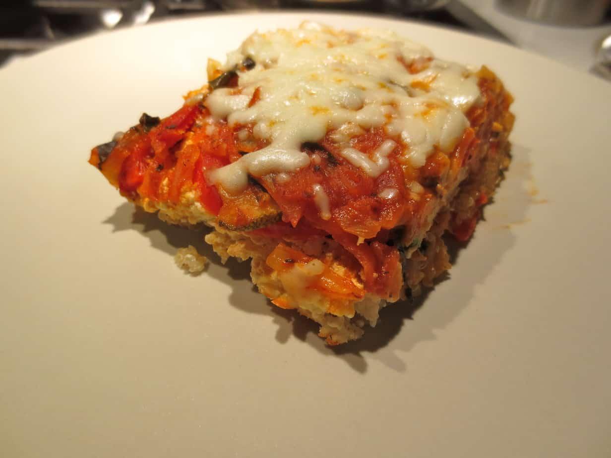 Quinoa Lasagna2