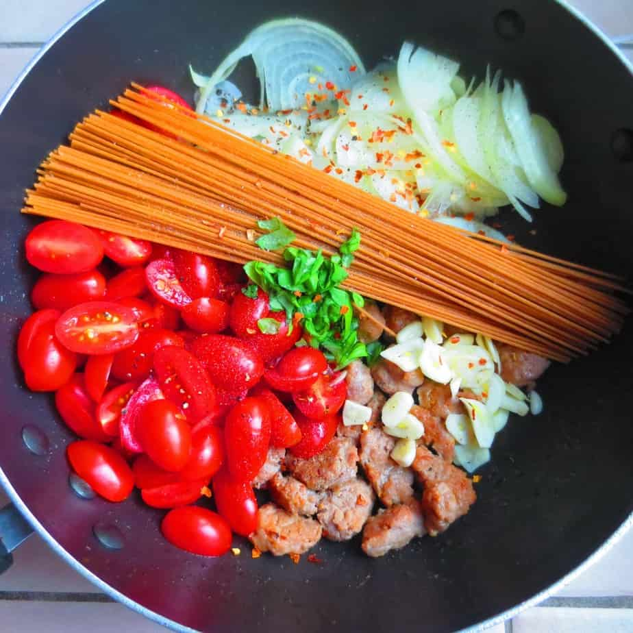 Amazing One-Pot Pasta
