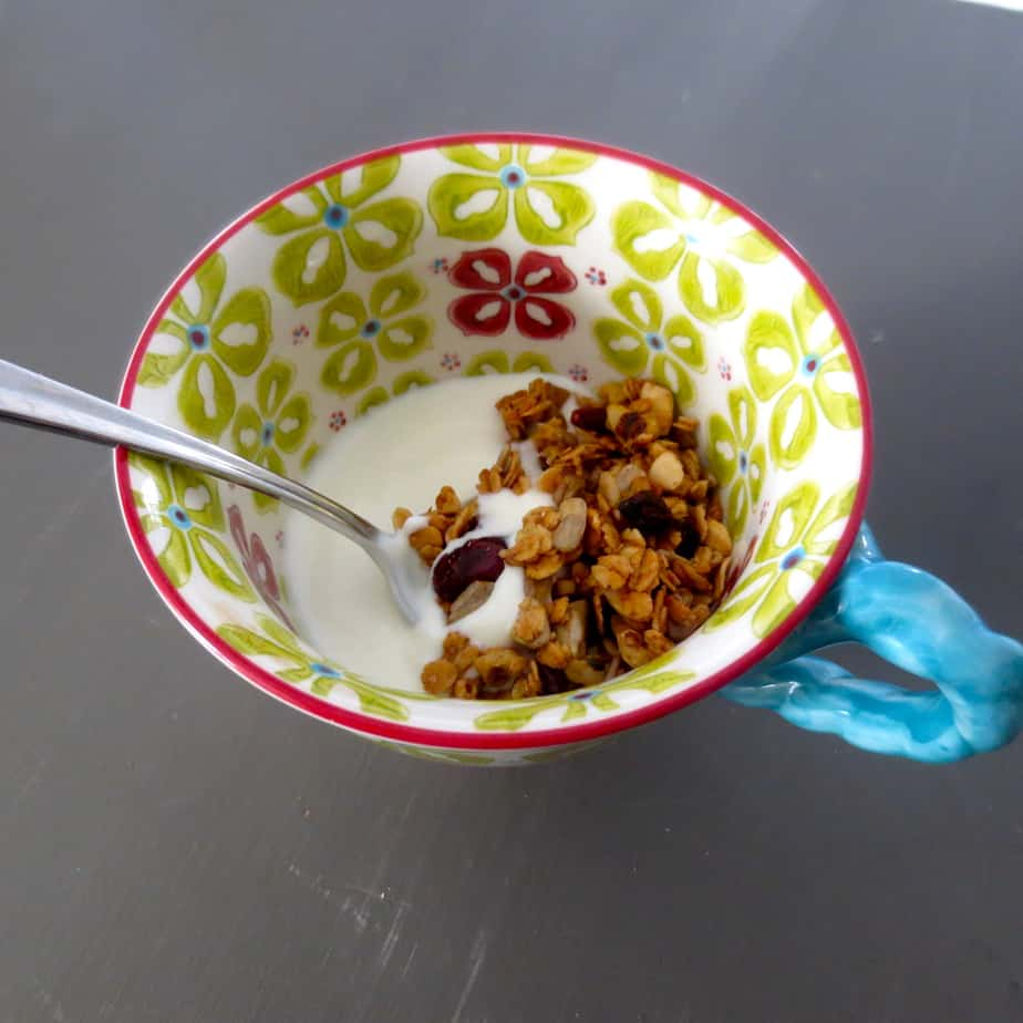 Cute Cup - Yogurt and Granola