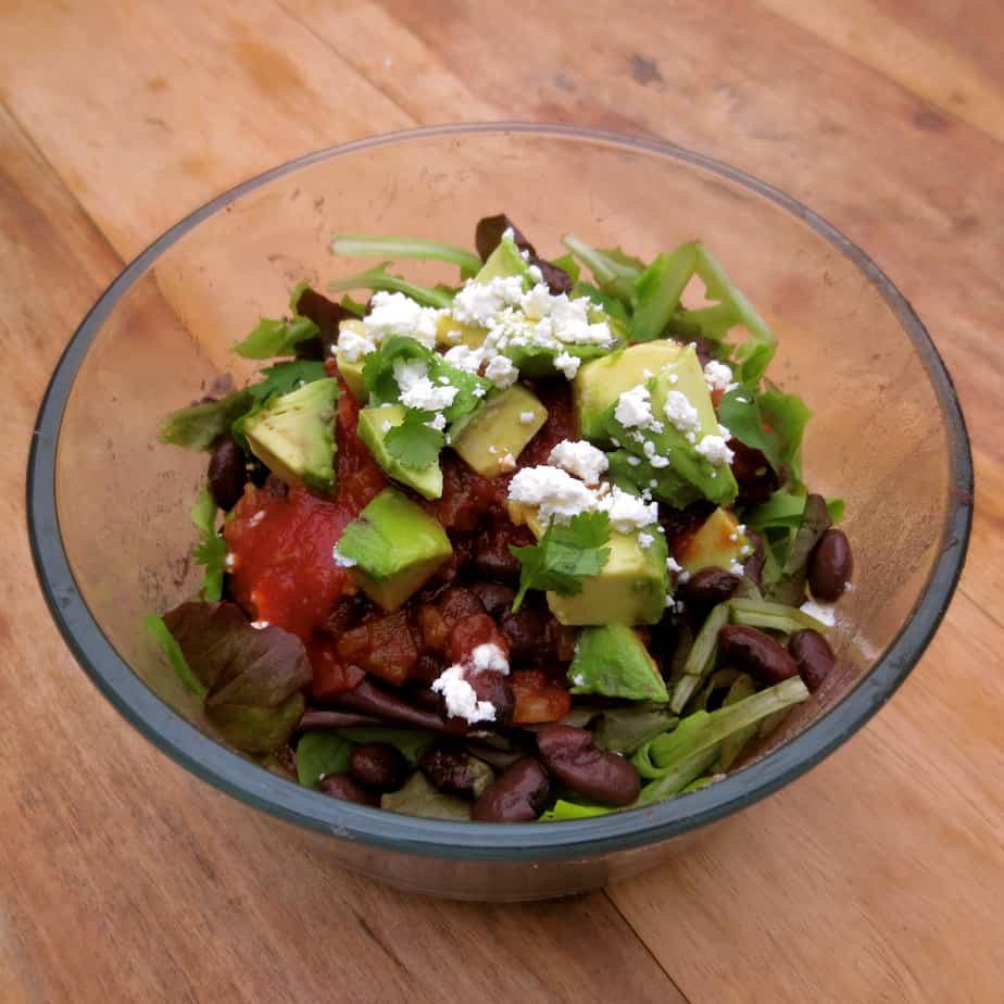 Awesome Black Bean Salad