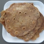 Sprouted Whole Wheat Tortillas