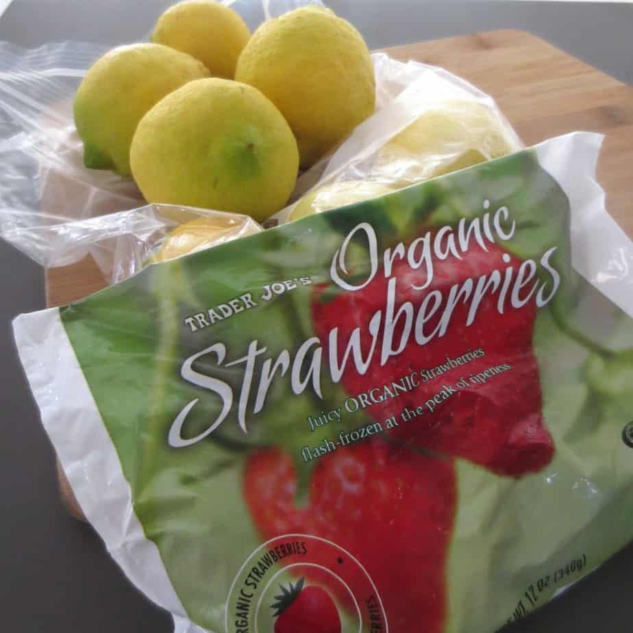 Easy Frozen Lemonade