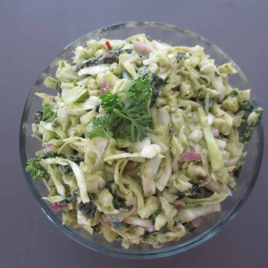 Avocado Coleslaw