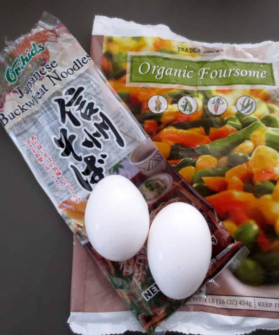 Easy Soba Ramen Recipe