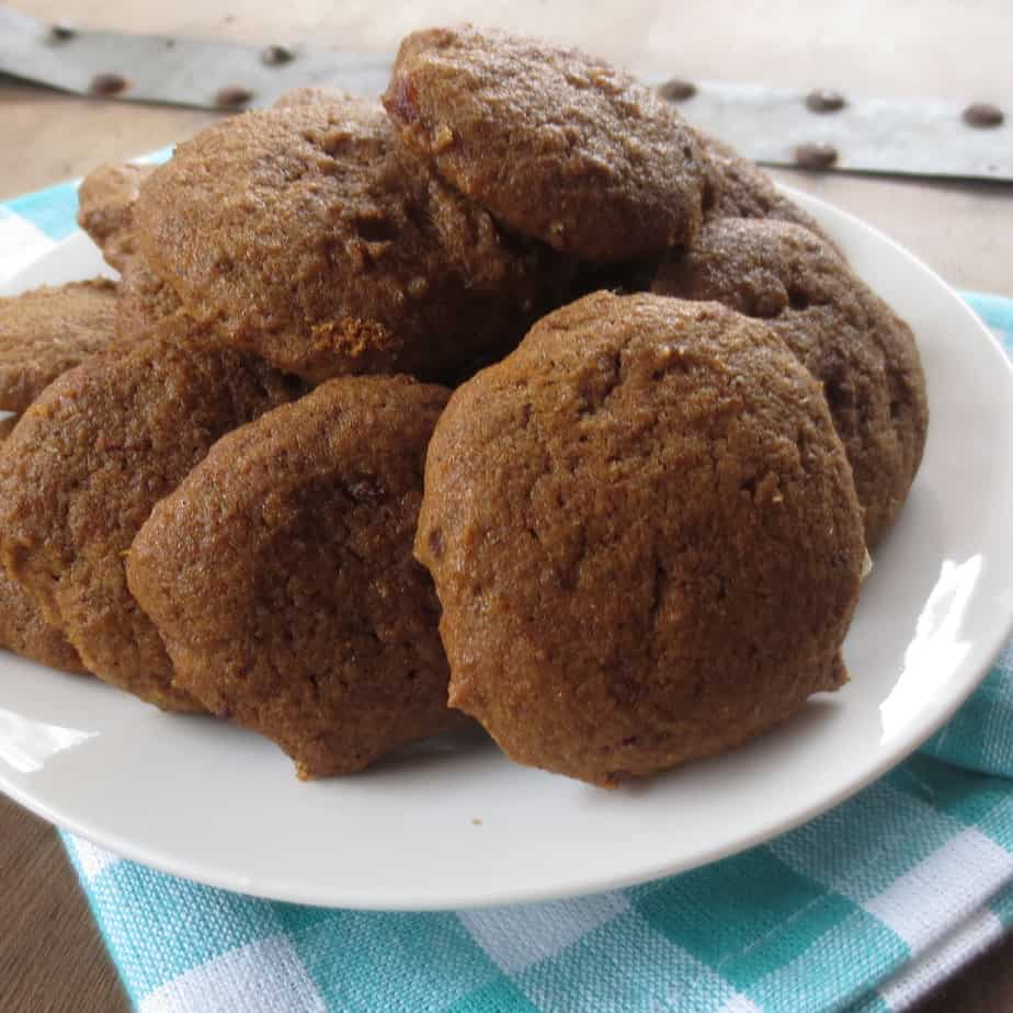 Spiced Molasses Cookies FB Cookie Swap