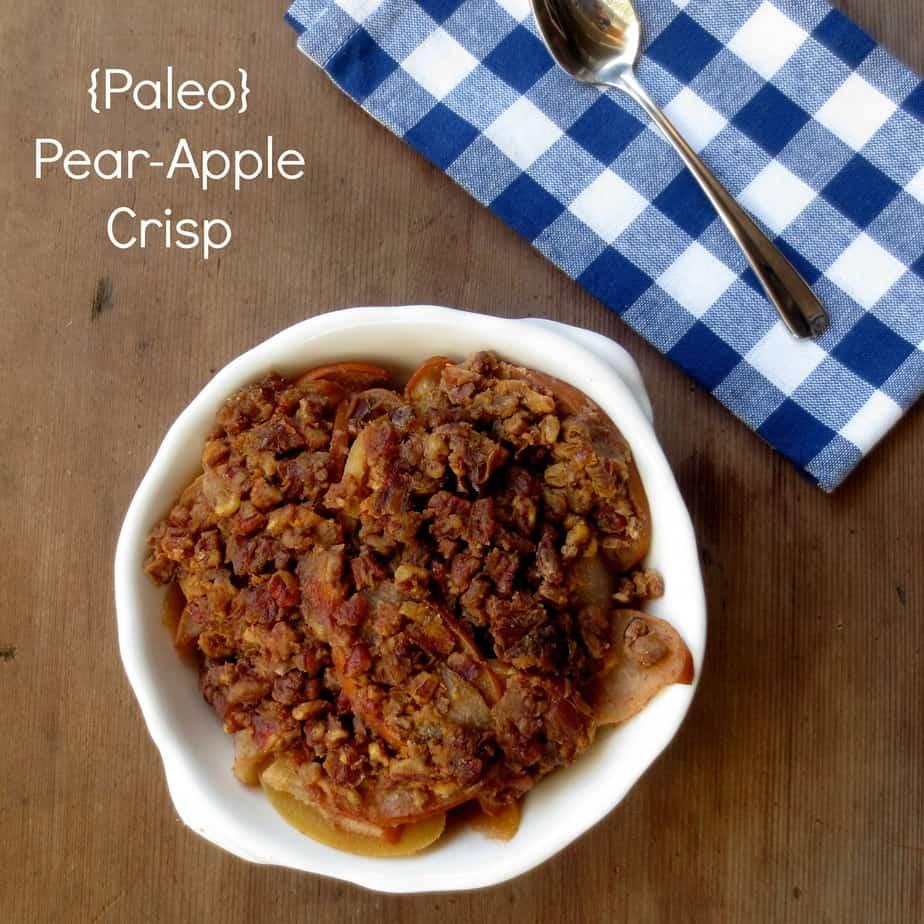 Apple (or Pear) Bacon Crisp Recipes — Dishmaps