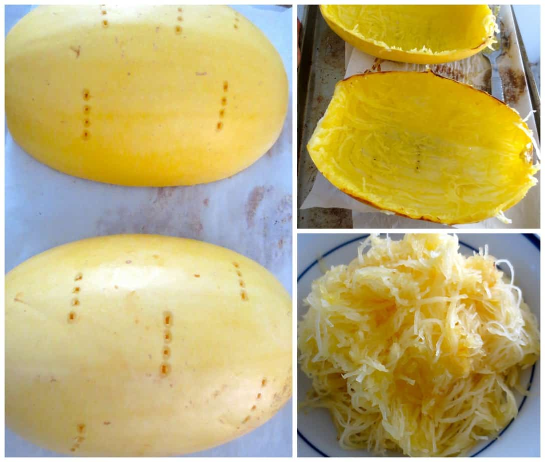 How To Cooke Spaghetti Squash