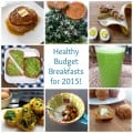 Real Food Budget Breakfasts, Paleo, Vegetarian, Make Ahead