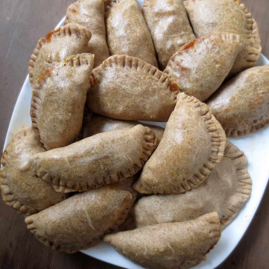 Beef and Butternut Squash Empanadas #wholewheat #realfood