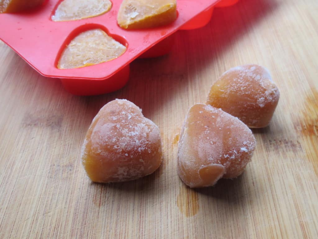 Concentrated Chicken or Vegetable Broth Cubes - easy to make, awesome to have on hand