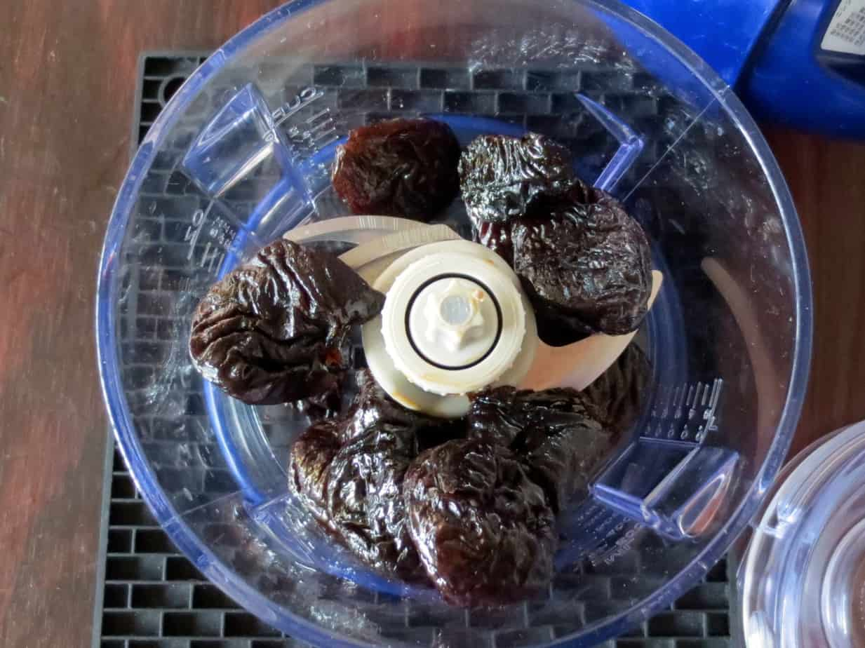 Prunes for Prune Paste - Dried Plum Syrup