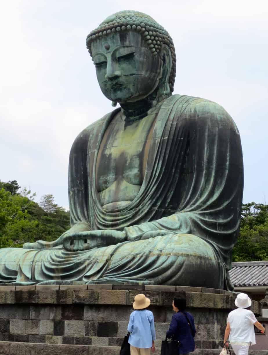 Daibutsu - Big Buddha, Kamakura