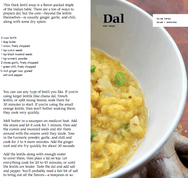 Good and Cheap Dal Recipe