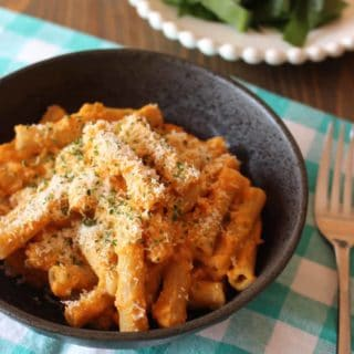 Creamy Pumpkin Sauce for #pasta or #pizza | Frugal Nutrition