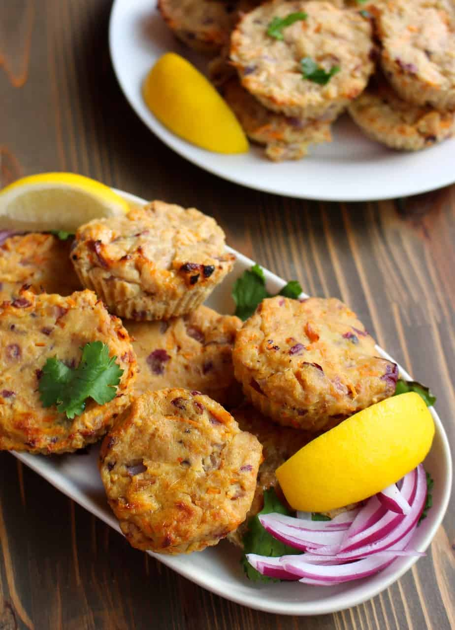 Baked Sweet Potato Tuna Cakes (Nom Nom Paleo) Frugal Nutrition