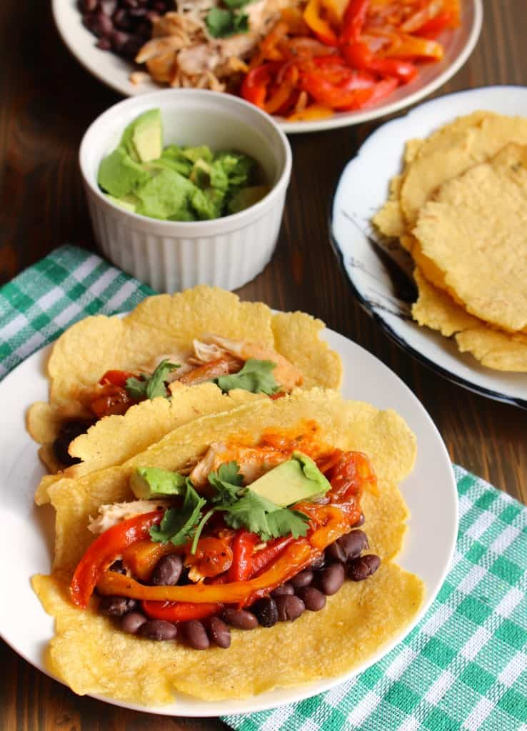 Pineapple Chicken Fajitas #RiceCookerRecipes #dinner #easy | Frugal Nutrition