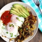 Sweet Potato Breakfast Hash | Frugal Nutrition