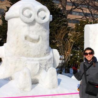 Snow Festival Minion