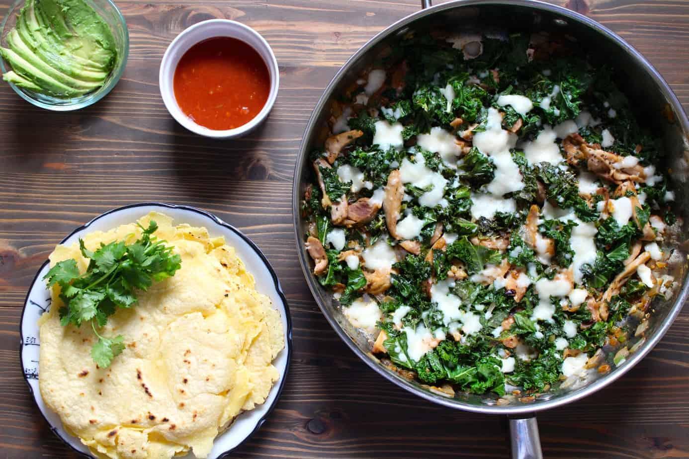 Jalapeño Chicken Skillet - Easy 20 minute entree | Frugal Nutrition