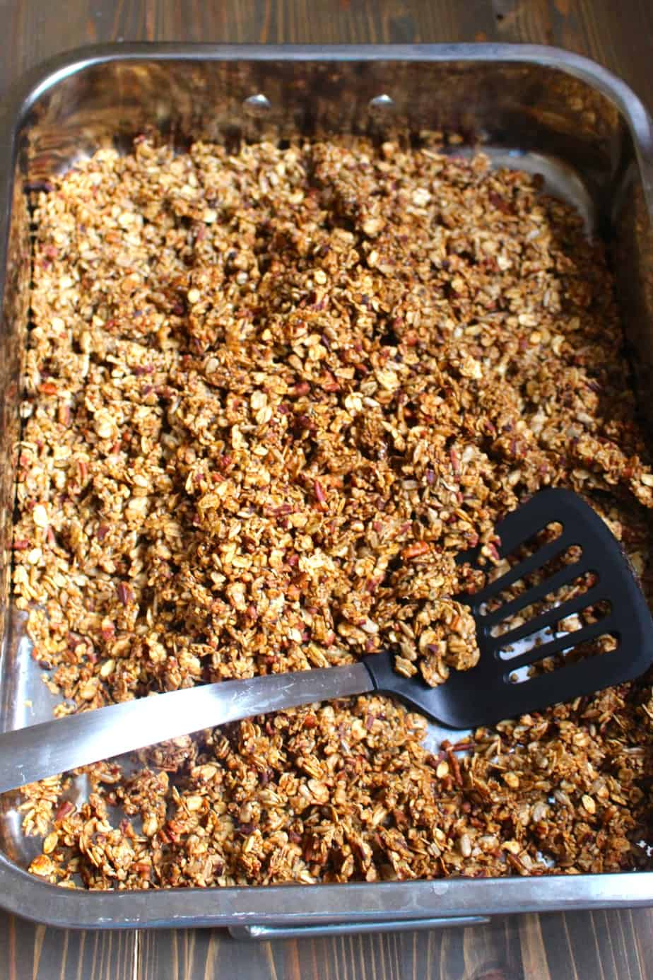 The Best Homemade Granola   Frugal Nutrition
