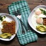 Waffle Maker Hash Browns