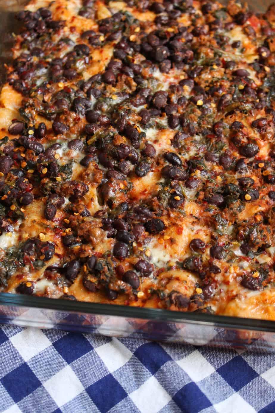 6-Ingredient Taco Lasagna Casserole   Frugal Nutrition