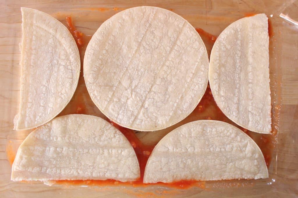 Taco Casserole Tortilla Layer   Frugal Nutrition