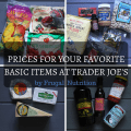 Trader Joe's Grocery Store Prices - Frugal Nutrition