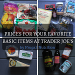 Trader Joe's Prices – Real Food Deals