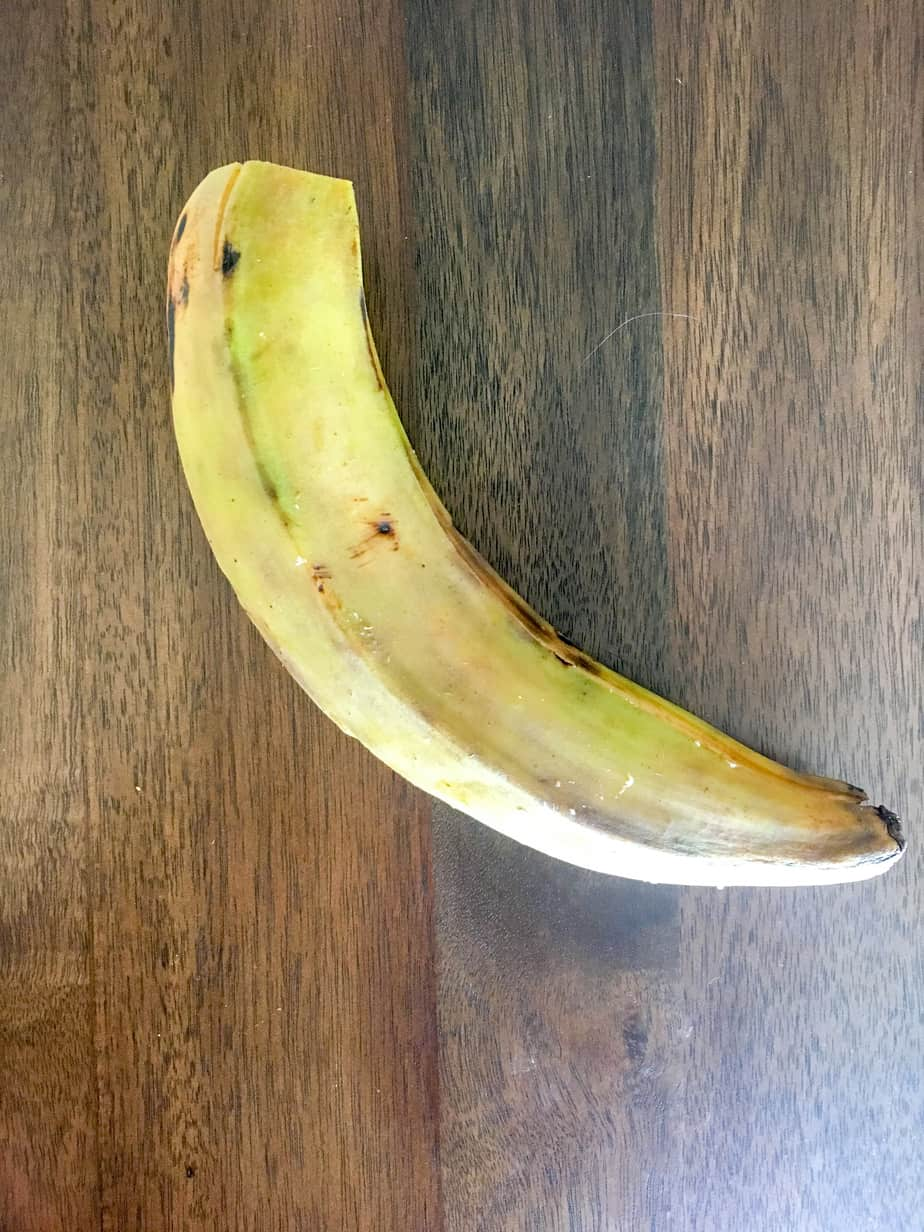 Ripe Yellow Plantain | Frugal Nutrition