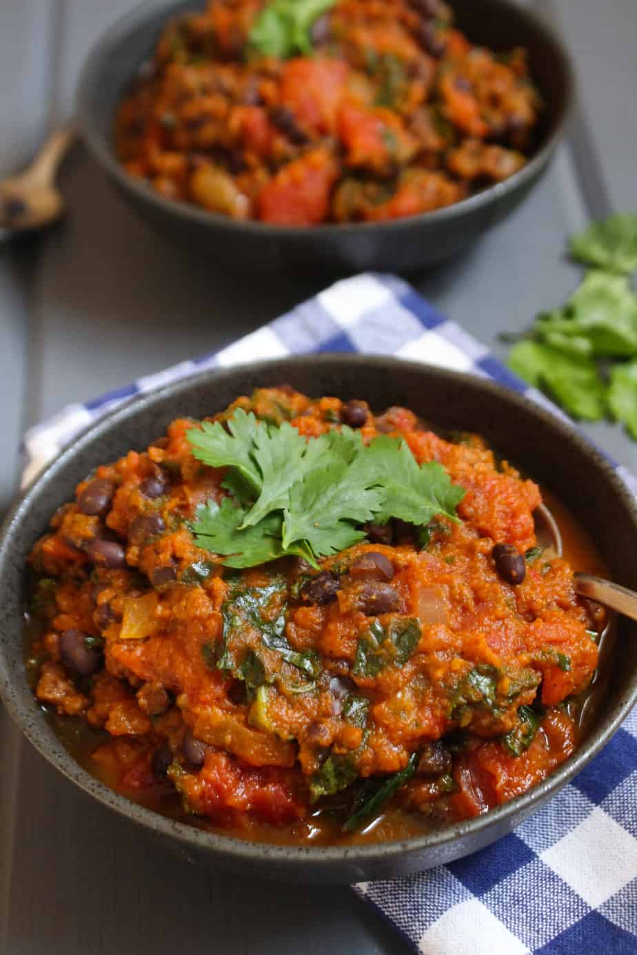 Pumpkin Chili | Frugal Nutrition