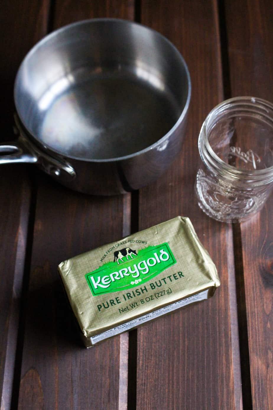 How to Make Homemade Ghee | www.frugalnutrition.com