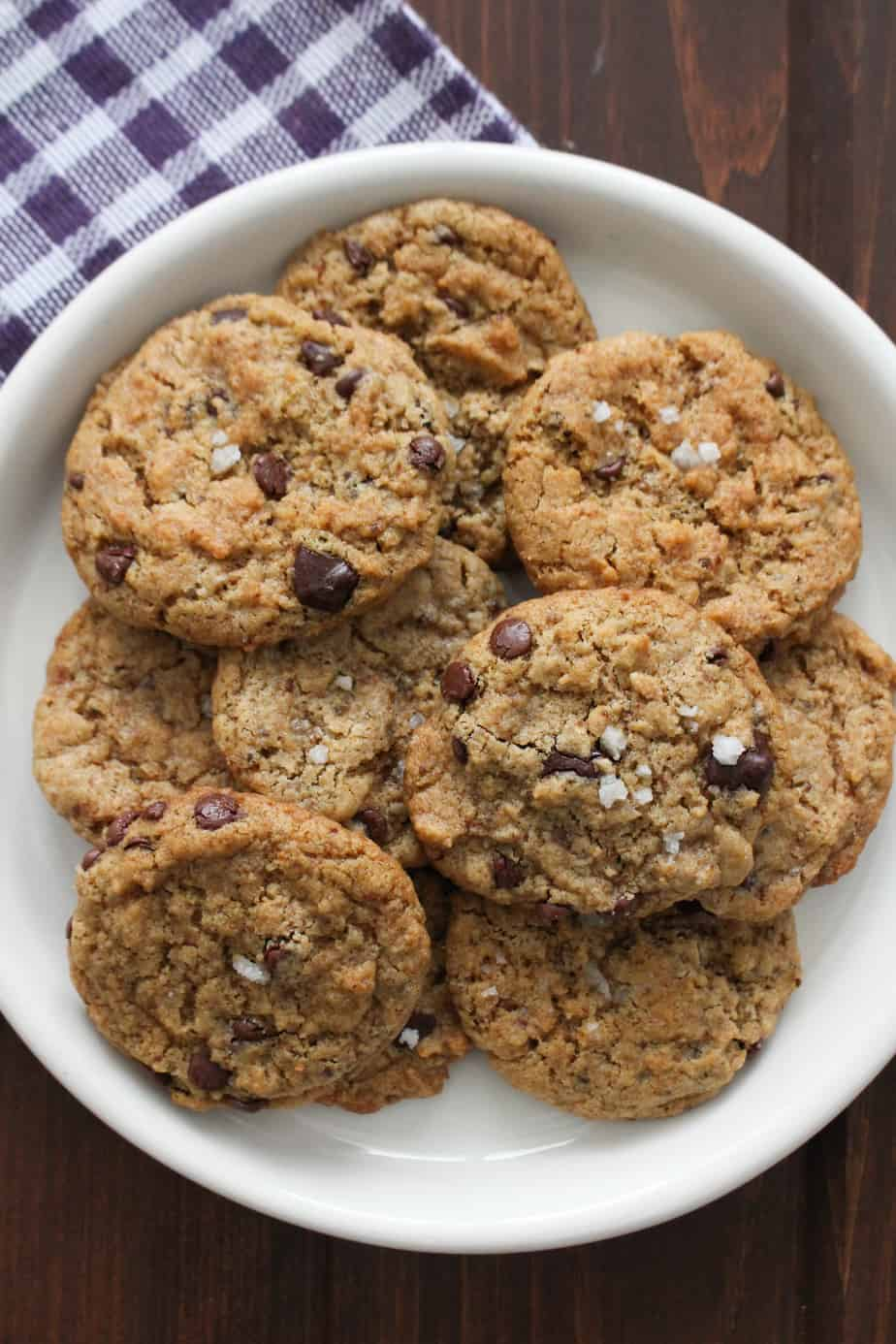 Any Nut or Seed Butter Cookies | Frugal Nutrition #glutenfree #allergyfriendly