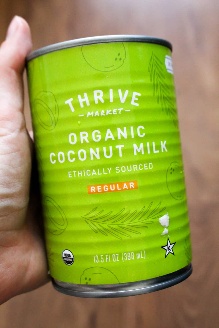 Thrive Market Coconut Milk No Gums | Frugal Nutrition