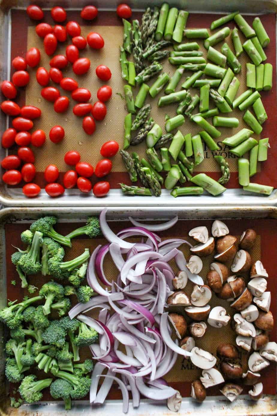 Roasting Vegetables | Frugal Nutrition