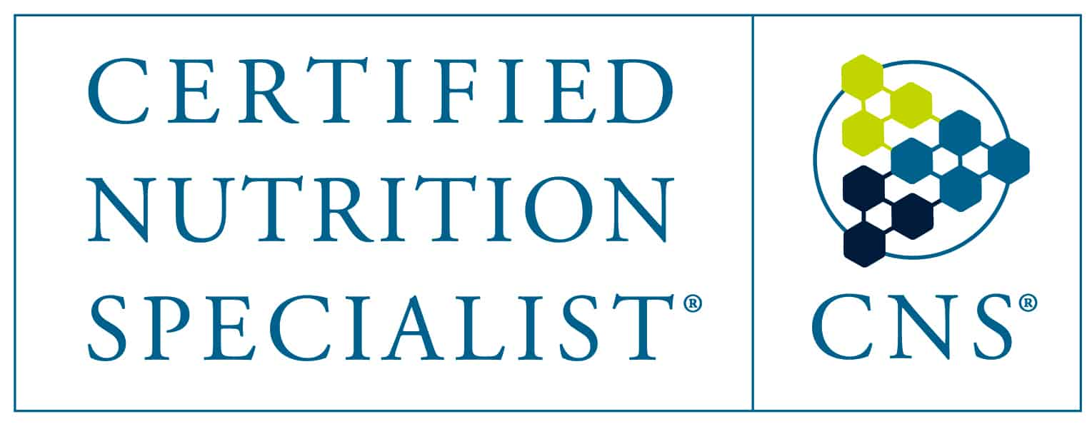 CNS Certified Nutrition Specialist Seal