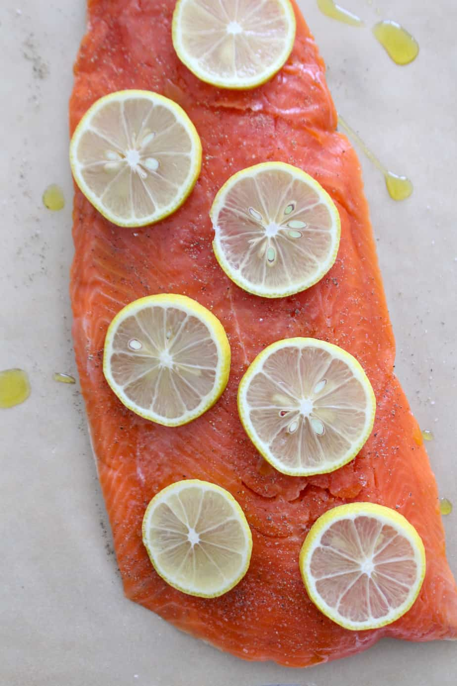 How to Roast a Whole Salmon Fillet | Frugal Nutrition