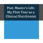 CNS Master's In Nutrition: What Happens Next?