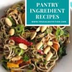 Pantry Recipes for Busy Nights and Emergencies