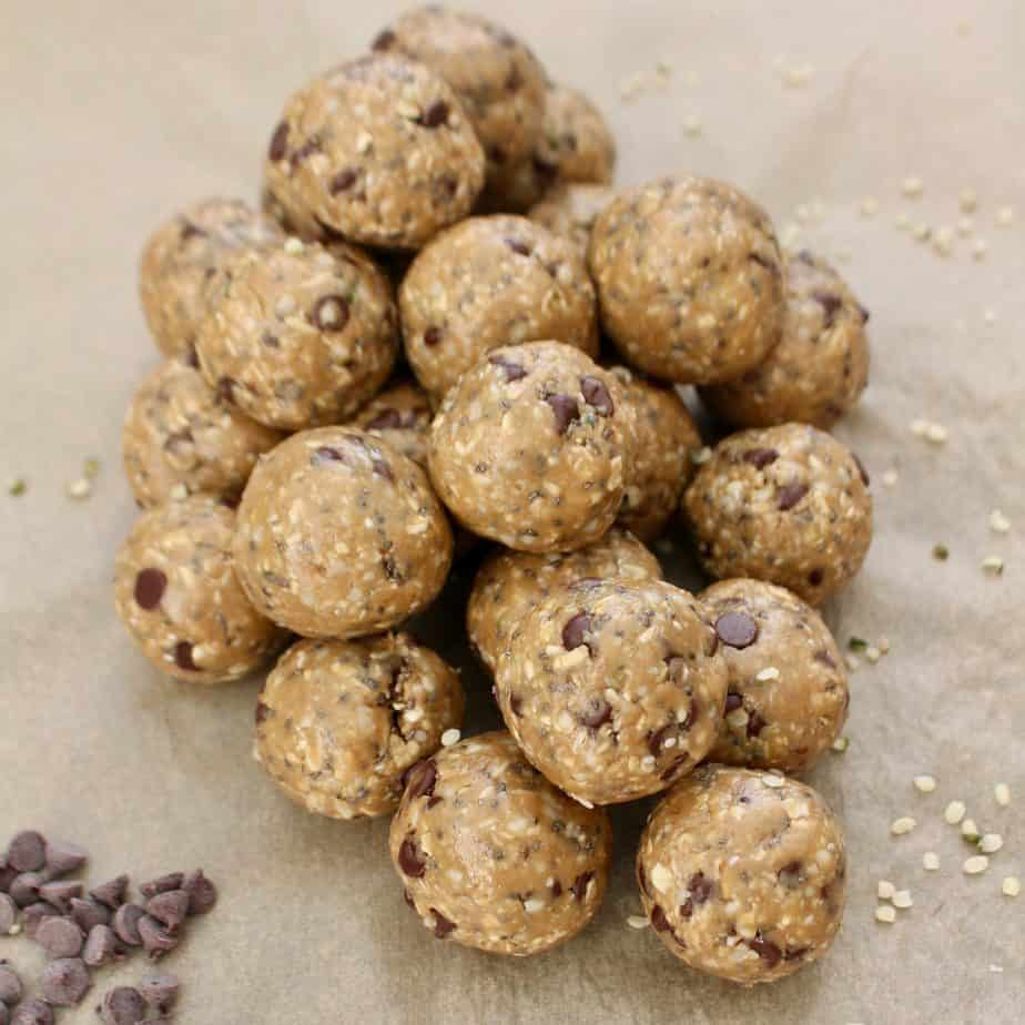 Energy Bites with Pantry Ingredients Frugal Nutrition