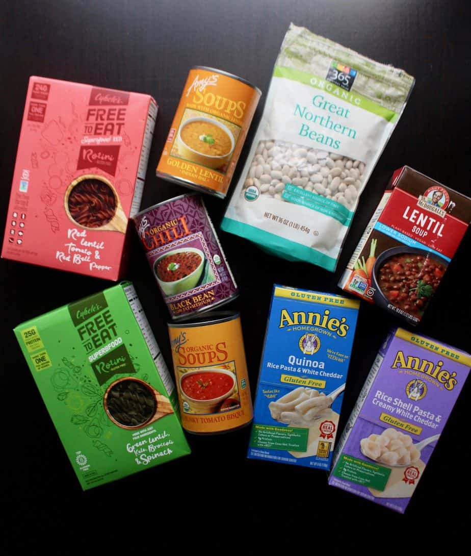 Real Food Pantry Staples Frugal Nutrition