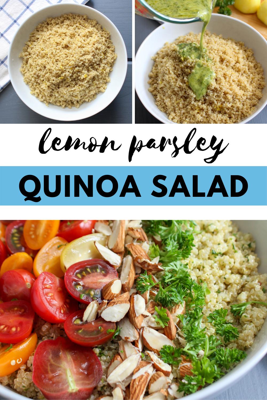 quinoa salad image